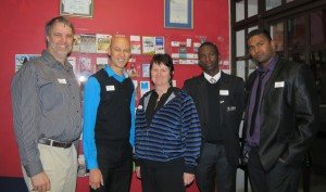 Some participants in the Small Business Network