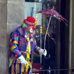 Networking Advice from a 'clown'