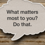 What matters: How to Make Your Business Fly